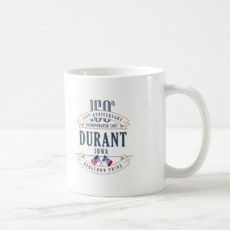 Durant, Iowa 150th Anniversary Mug