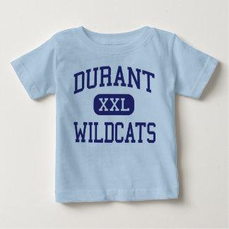 Durant - Wildcats - High School - Durant Iowa Baby T-Shirt