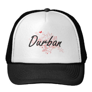 Durban South Africa City Artistic design with butt Cap