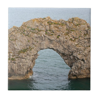 Durdle Door Arch, Dorset, England 2 Ceramic Tile