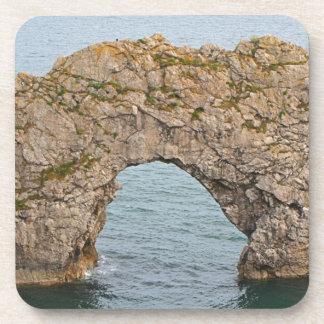 Durdle Door Arch, Dorset, England 2 Coaster