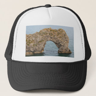 Durdle Door Arch, Dorset, England 2 Trucker Hat