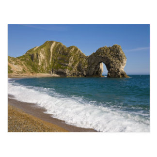 Durdle Door, Lulworth Cove, Jurassic Coast, Postcard