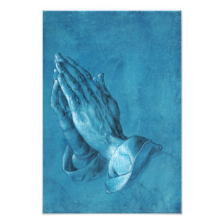 Durer Praying Hands Photo Print