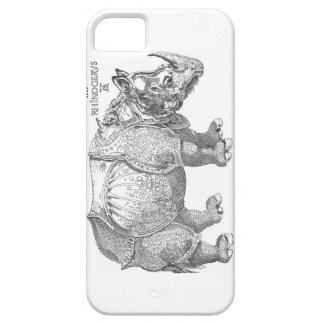 durer rhino iPhone 5 case