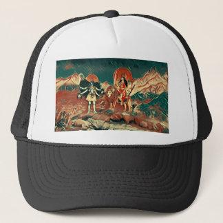 Durga and Kali Trucker Hat