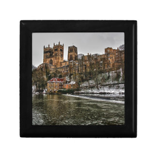 Durham Cathedral Small Square Gift Box