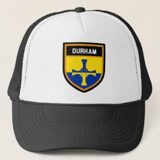Durham Flag Trucker Hat