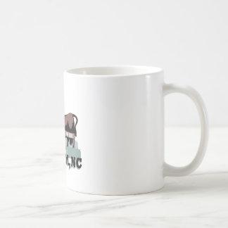Durham NC Bull Coffee Mug