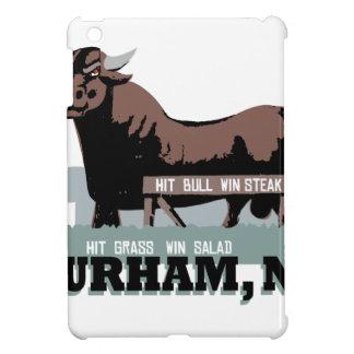 Durham NC Bull iPad Mini Cases