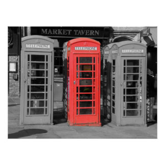 Durham Phonebox Print