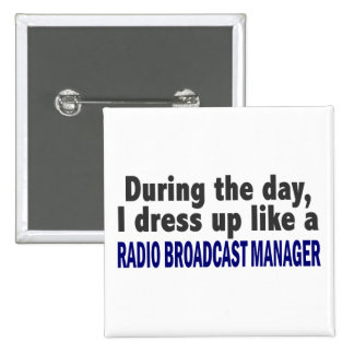 During The Day Radio Broadcast Manager Buttons