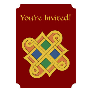 Durrow Knotwork 2016 Card