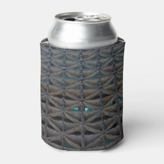 Dusable Bridge Abstract Can Cooler