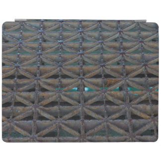Dusable Bridge Abstract iPad Cover