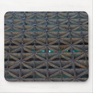 Dusable Bridge Abstract Mouse Pad