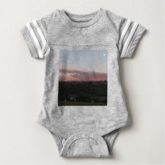 Dusk 1 baby bodysuit