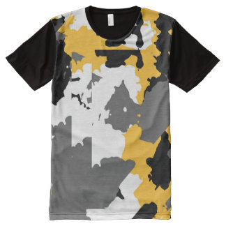 Dusk and Dawn All-Over Print T-Shirt