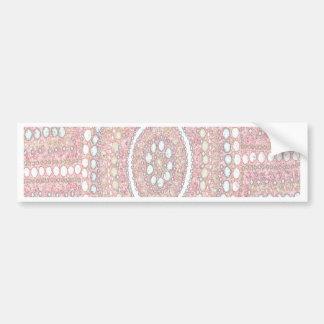 Dusk Corroboree Bumper Sticker