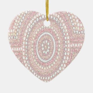 Dusk Corroboree Ceramic Ornament
