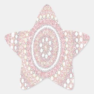 Dusk Corroboree Star Sticker