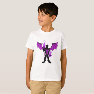 Dusk Dragon HEROIC Kid's T-Shirt