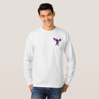 Dusk Dragon HEROIC Men's Long Sleeve T-Shirt