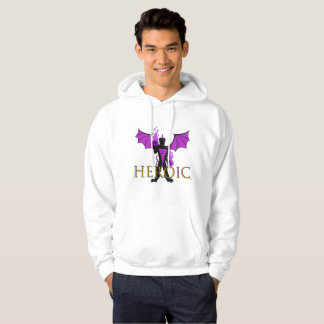 Dusk Dragon HEROIC Men's Sweatshirt