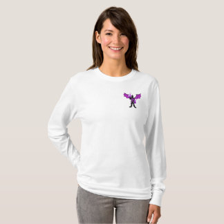 Dusk Dragon HEROIC Women's Long Sleeve T-Shirt