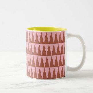 Dusk Forest Two-Tone Mug