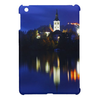 Dusk over Lake Bled Case For The iPad Mini