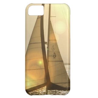 Dusk Sailing Case For iPhone 5C