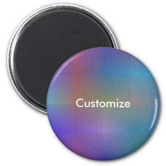 Dusky Color I - Template Magnets