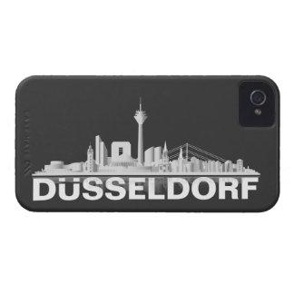 Düsseldorf City Skyline Blackberry Schutzhülle Blackberry Bold Cover