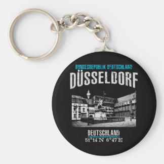 Düsseldorf Key Ring