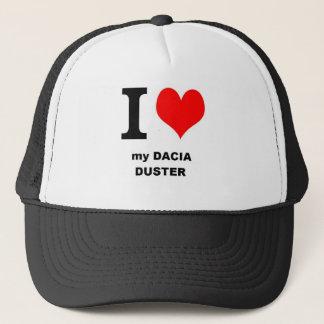 duster dacia coils trucker hat
