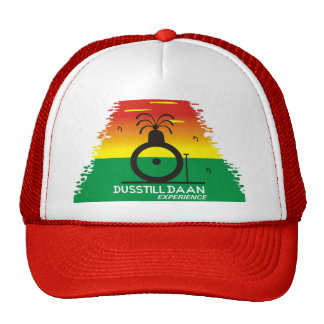 Dustilldaan trucker cap (drummer) mesh hat