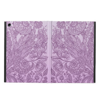 Dusty pink ornament cover for iPad air