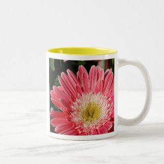 Dusty Rose Gerbera Daisy Mug