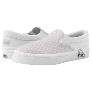 Dusty rose Slip-On shoes