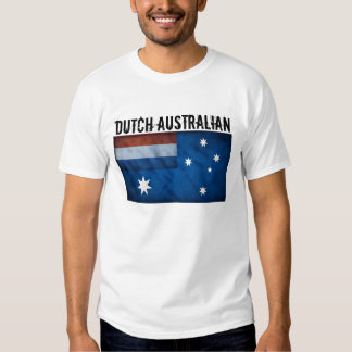 Dutch Australian Tshirt