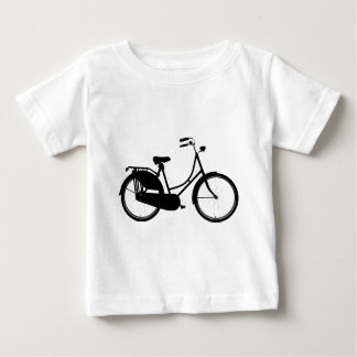 Dutch Bicycle - Light colors Baby T-Shirt