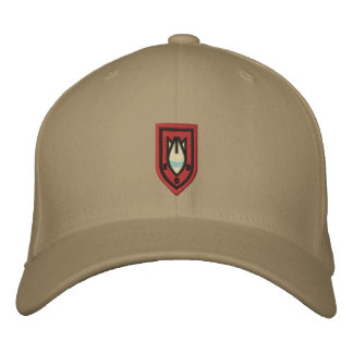 Dutch Bomb Disposal Embroidered Hat
