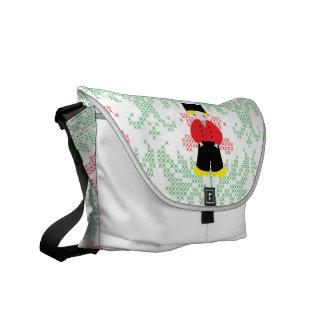 Dutch boy messenger bag
