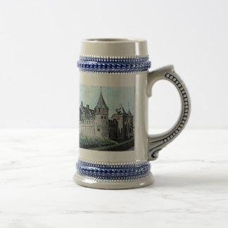 Dutch Casttle. Beer Stein