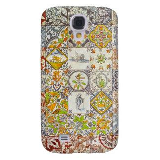 Dutch Ceramic Tiles Samsung Galaxy S4 Case