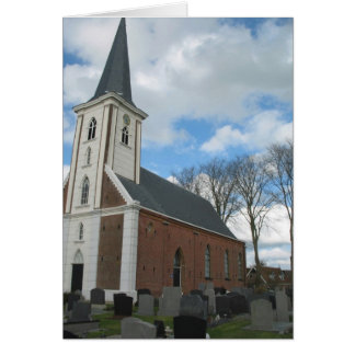 Dutch Church Note Card