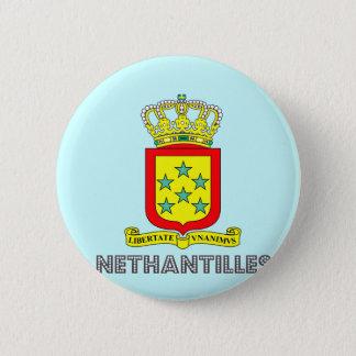 Dutch Emblem 6 Cm Round Badge