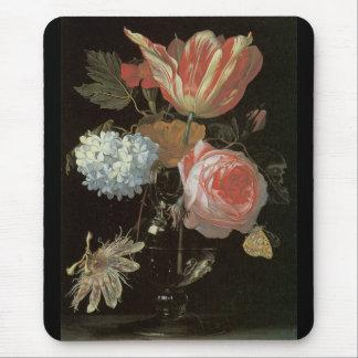 Dutch Floral Fine Art Bouquet Mousepad