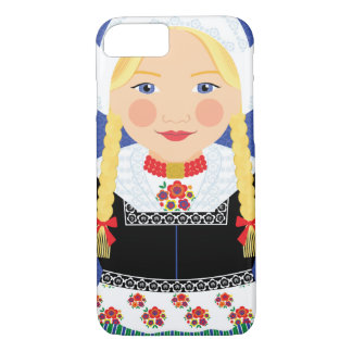 Dutch Girl Matryoshka Case iPhone 5 Covers